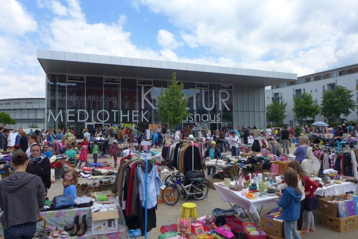 Flohmarkt Maria-von-Rudloff-Platz